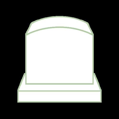 Upright Headstones